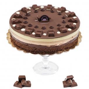Kinder cioccolato cake