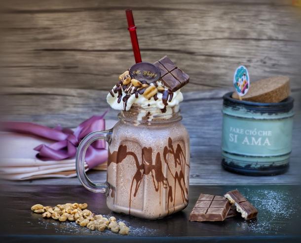 Milkshake Kinder cereali