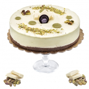 Galak e Pistacchio cake