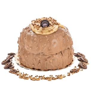Pan gelato cioccocaramellatte