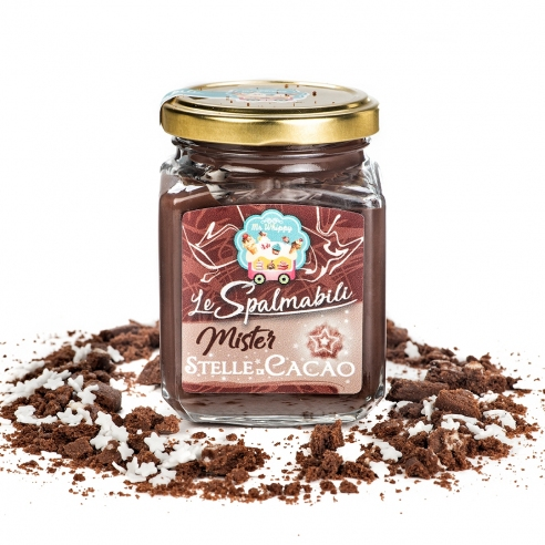 Mister spalmabile stelle di cacao