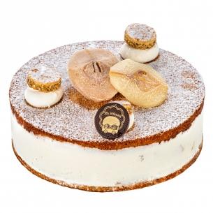 Ricotta e pere cake