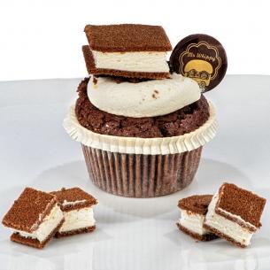 Cupcake Fetta al Latte