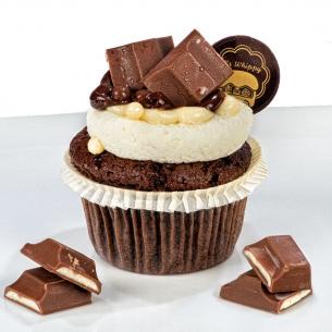 Cupcake Kinder cioccolato